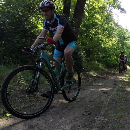 mountainbike-tocht