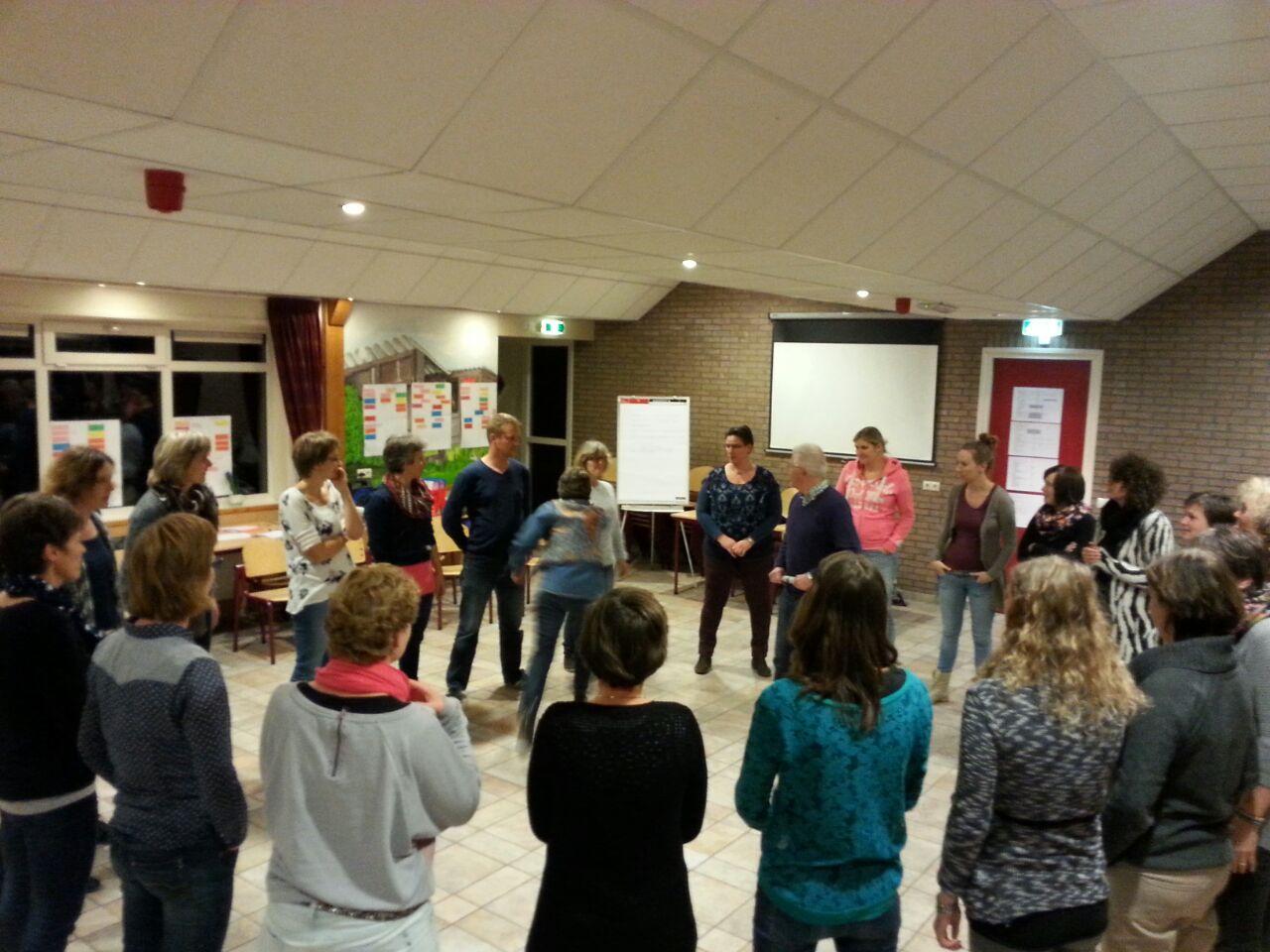 indoor teambuilding veluwe flevoland