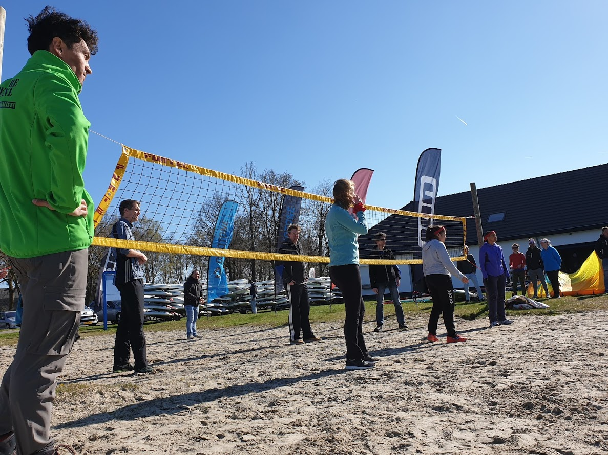 beach games adventure veluwe
